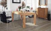 Stół KOLI nierozkładany z litego drewna