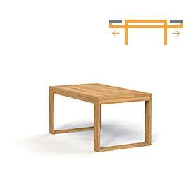 Stół MINIMAL rozkładany
