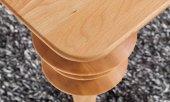 Stół PARIS nierozkładany z litego drewna