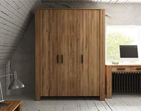 Szafa CUBIC 3-drzwiowa