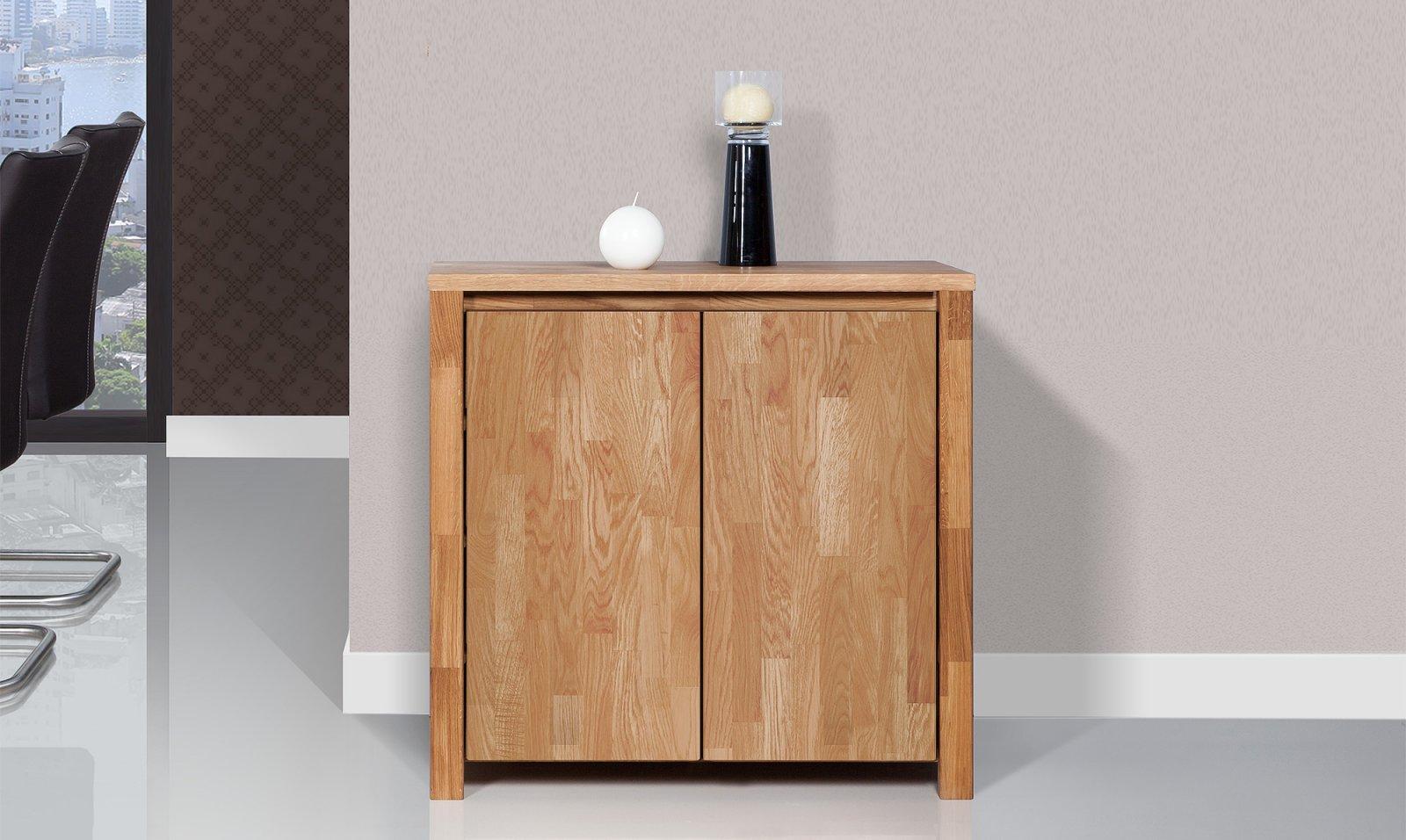 Komoda VINCI z litego drewna