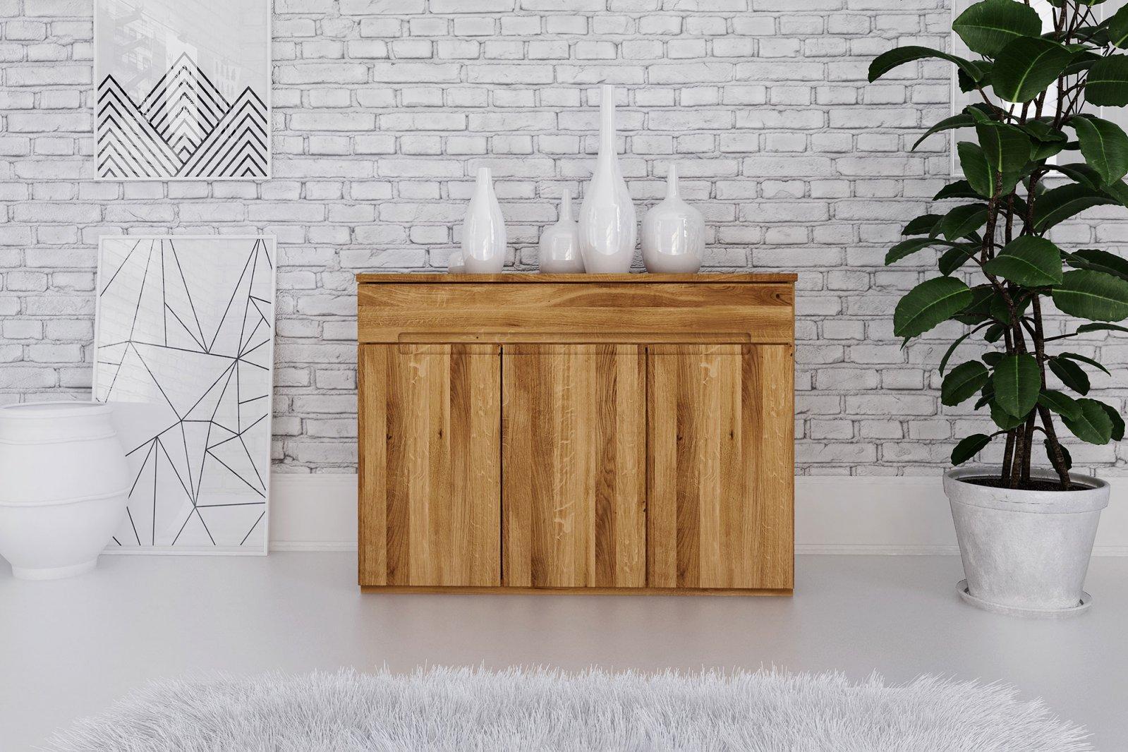 Komoda VENTO z litego drewna