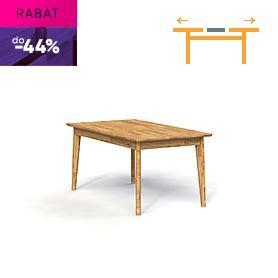 Stół z rozsuwanym blatem GREG