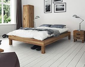łóżka 200x200 Drewniane I Tapiecerowane Sklep The Beds