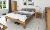 Łóżko BINGO z litego drewna