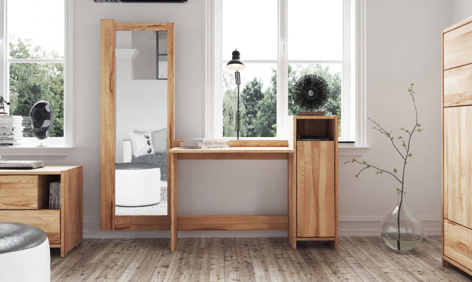 Toaletka VIGO z litego drewna
