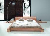 Szafka nocna TOMA z litego drewna