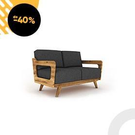 Sofa RETRO 2-osobowa