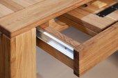 Stół CUBIC rozkładany z litego drewna