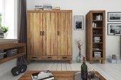 Szafa BINGO 3-drzwiowa z litego drewna