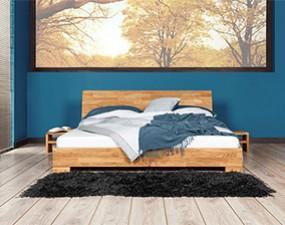 Łóżko MOLA