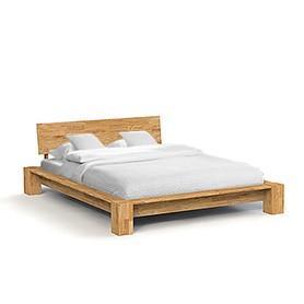 Łóżko JAMES niskie