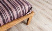 Łóżko FANTASY z pojemnikiem z litego drewna