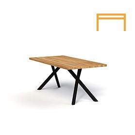 Stół OXIDE nierozkładany