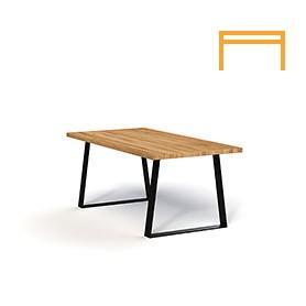 Stół ZINC nierozkładany
