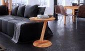 Stolik ENIO z litego drewna