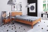 Łóżko GREG 2 z litego drewna
