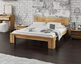Łóżko VINCI wysokie