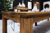 Stół VINCI rozkładany z litego drewna