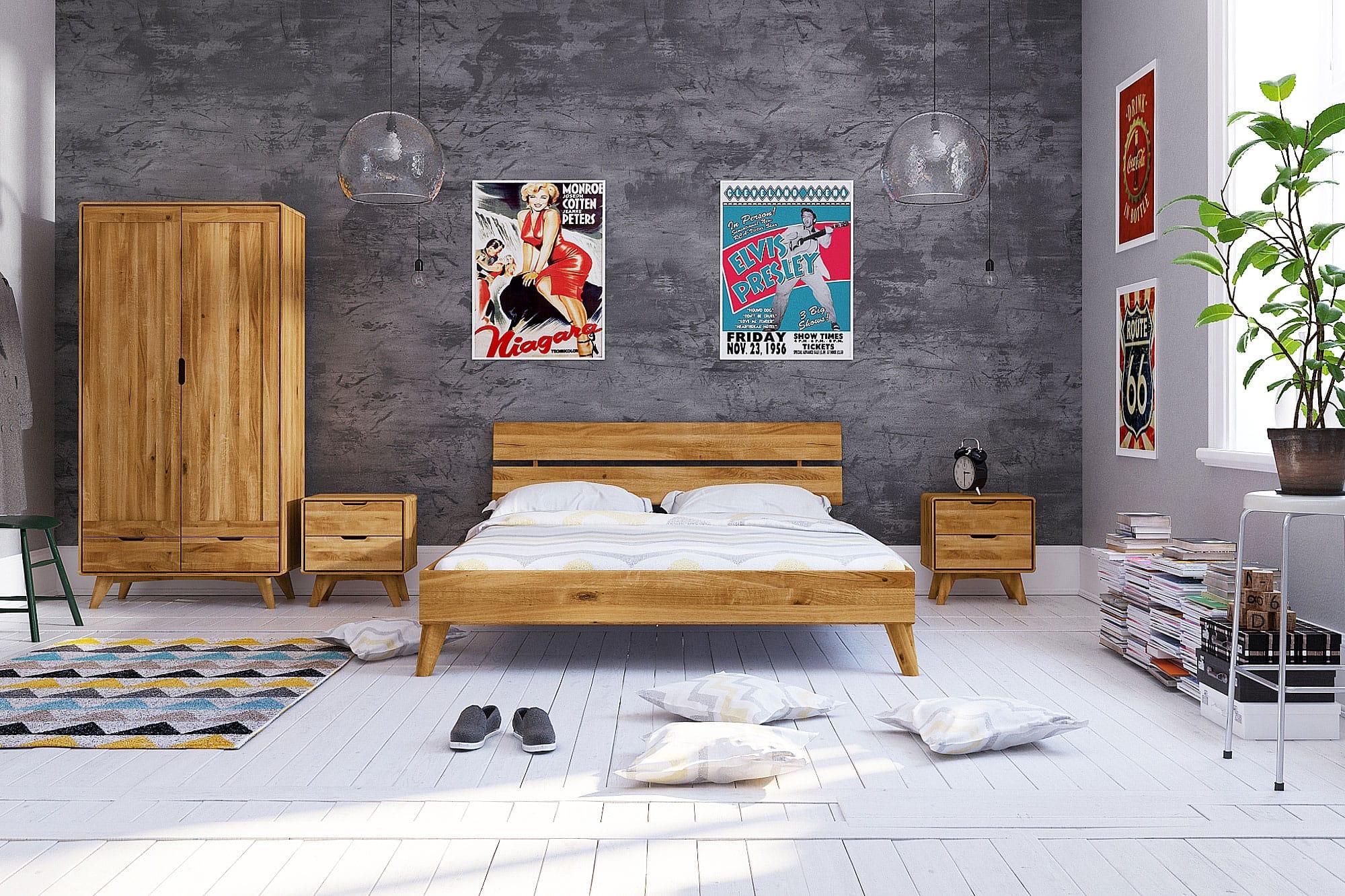 Zdjęcie 8 - Kolekcja GREG do sypialni