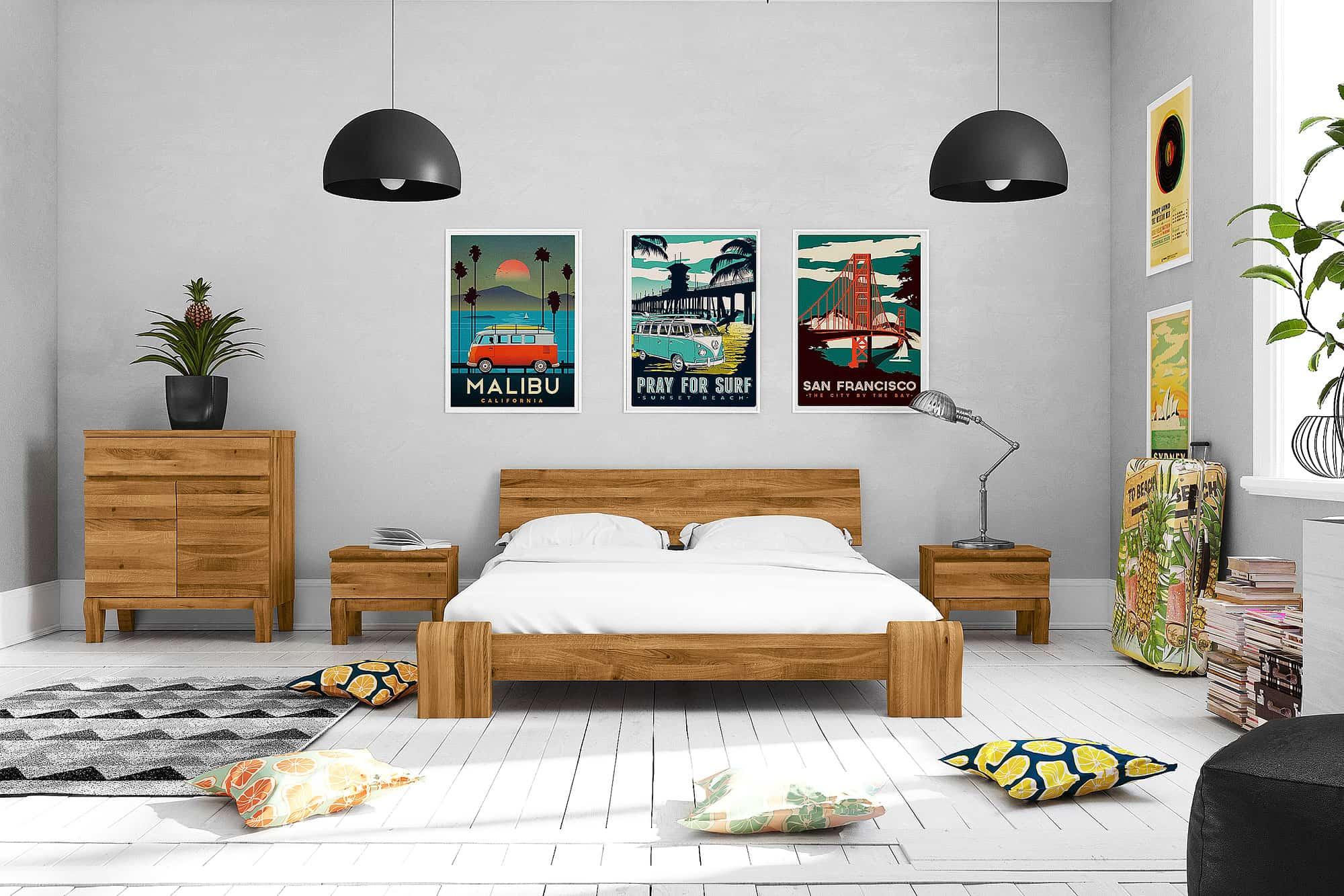 Zdjęcie 5 - Kolekcja BONA do sypialni