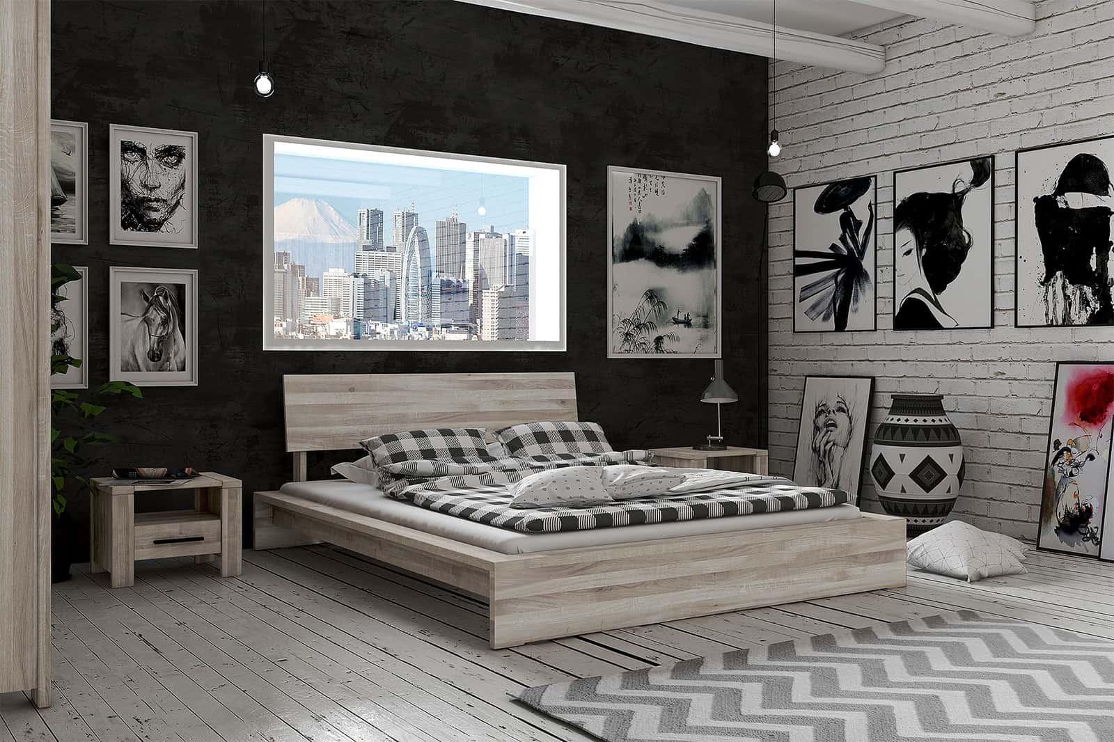 Zdjęcie 5 - Kolekcja CUBIC do sypialni
