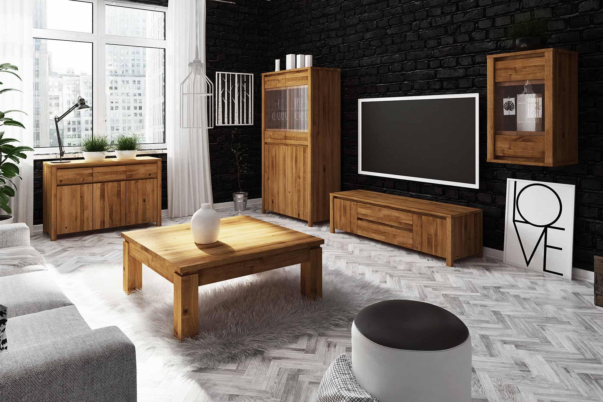 Zdjęcie 2 - Kolekcja VINCI do salonu