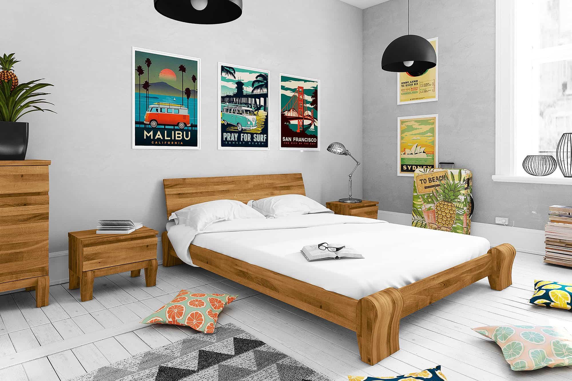 Zdjęcie 2 - Kolekcja BONA do sypialni