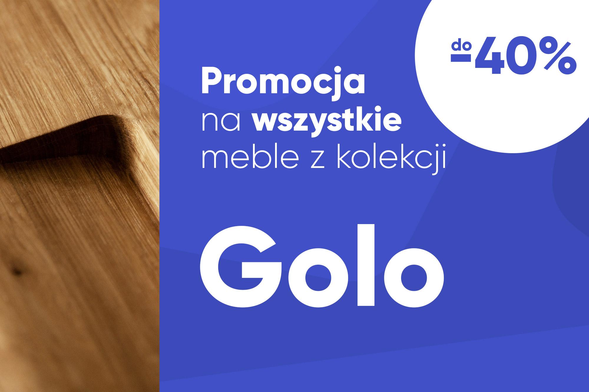 Zdjęcie 1 - GOLO - Kolekcja mebli do salonu z drewna litego