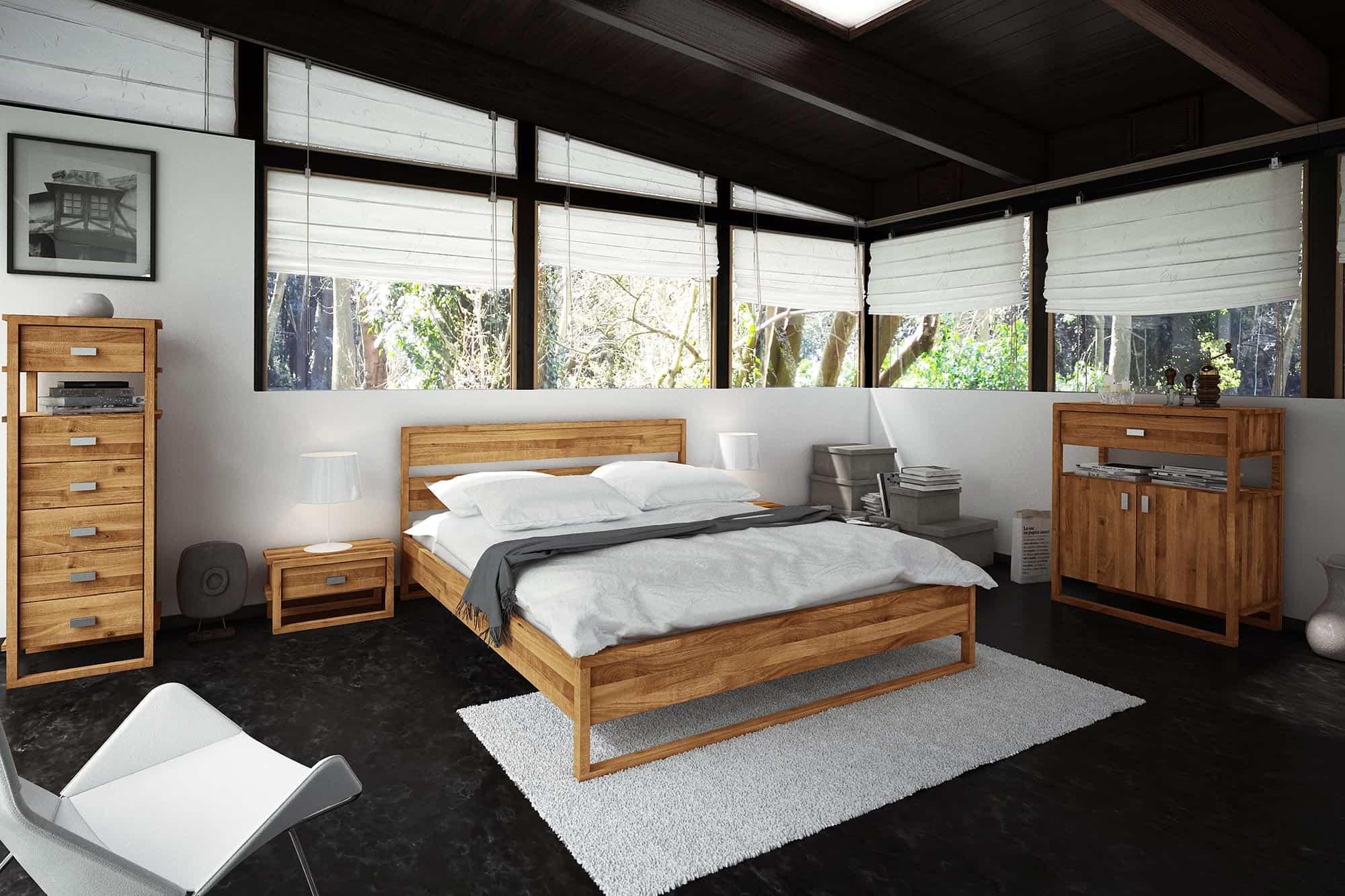 Zdjęcie 1 - Kolekcja MINIMAL do sypialni