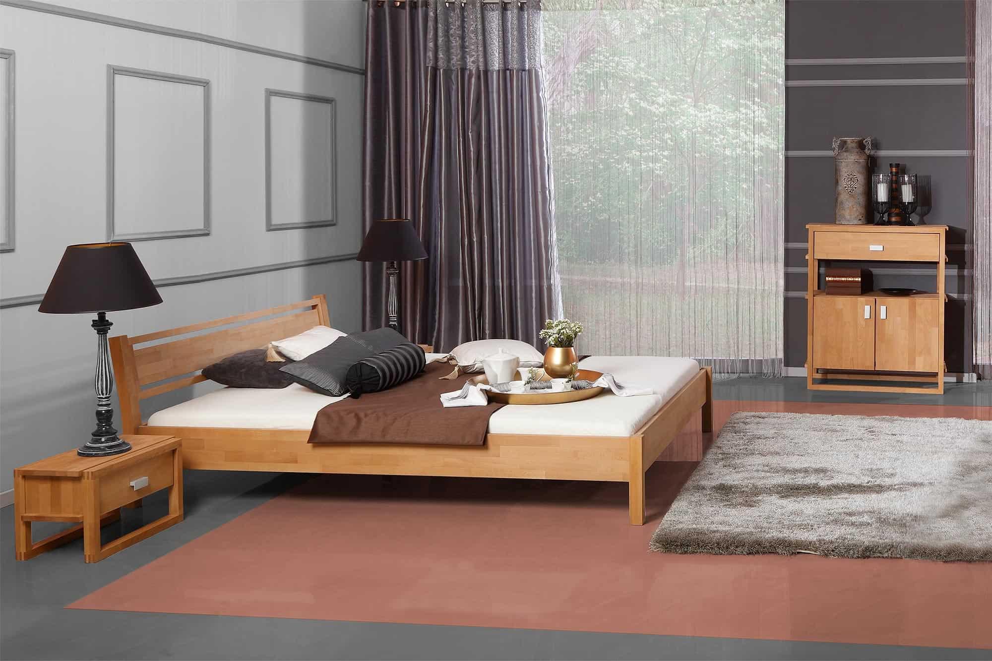 Zdjęcie 2 - Kolekcja MINIMAL do sypialni