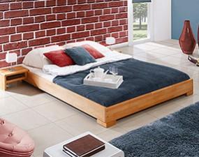 Rama łóżka MOLA