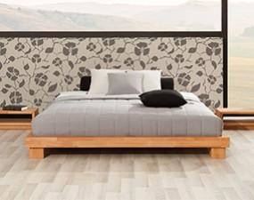 Rama łóżka RASTA