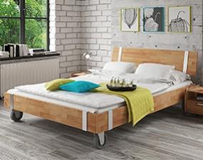 Łóżko WILL na kołach
