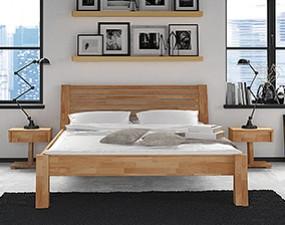 Łóżko BARON