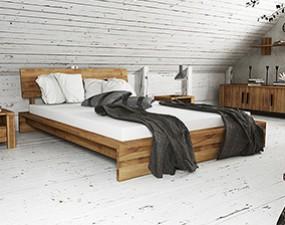 Łóżko CUBIC