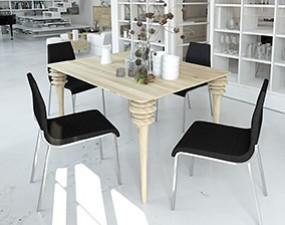 Stół PARIS nierozkładany
