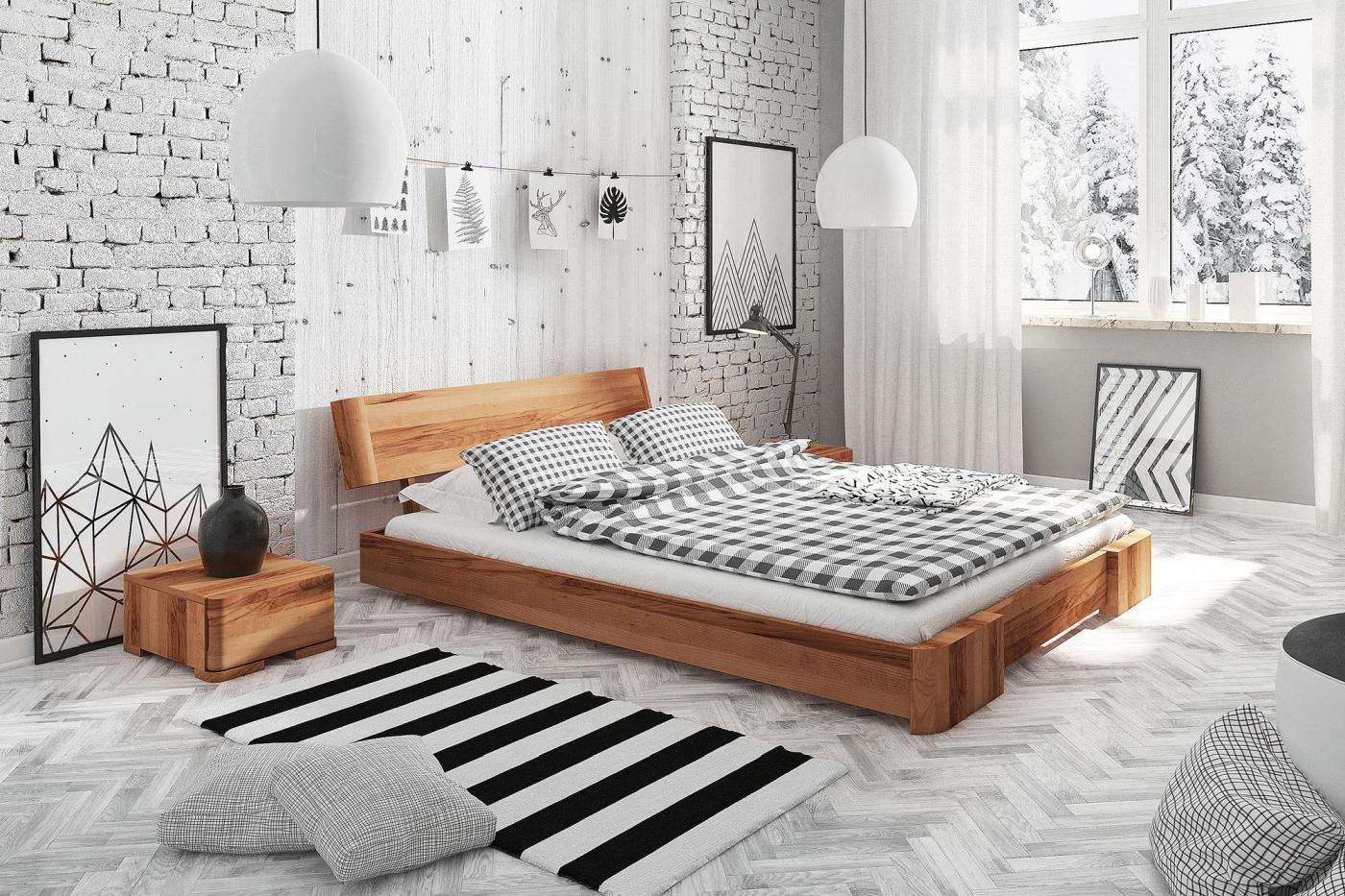 Dlaczego warto wybrać łóżko w stylu skandynawskim?