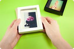 Umieszczanie zdjęć w ramkach