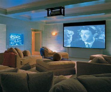 Pokój telewizyjny piosenkarki