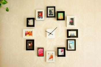 Wyjątkowy zegar DIY dla wyjątkowej osoby...