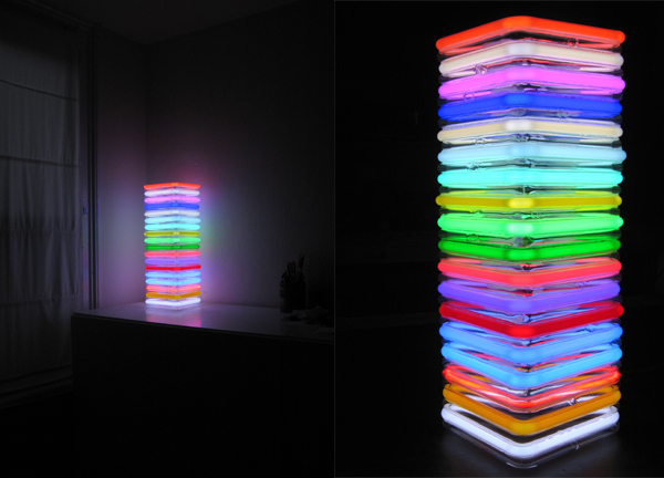 Neonowa lampa