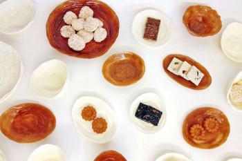 Nowoczesne dekoracje na wzór koreańskiego deseru
