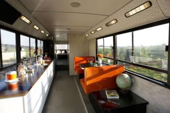 Mieszkanie w autobusie