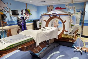 Wymarzone wnętrza szpitala dla dziecka!