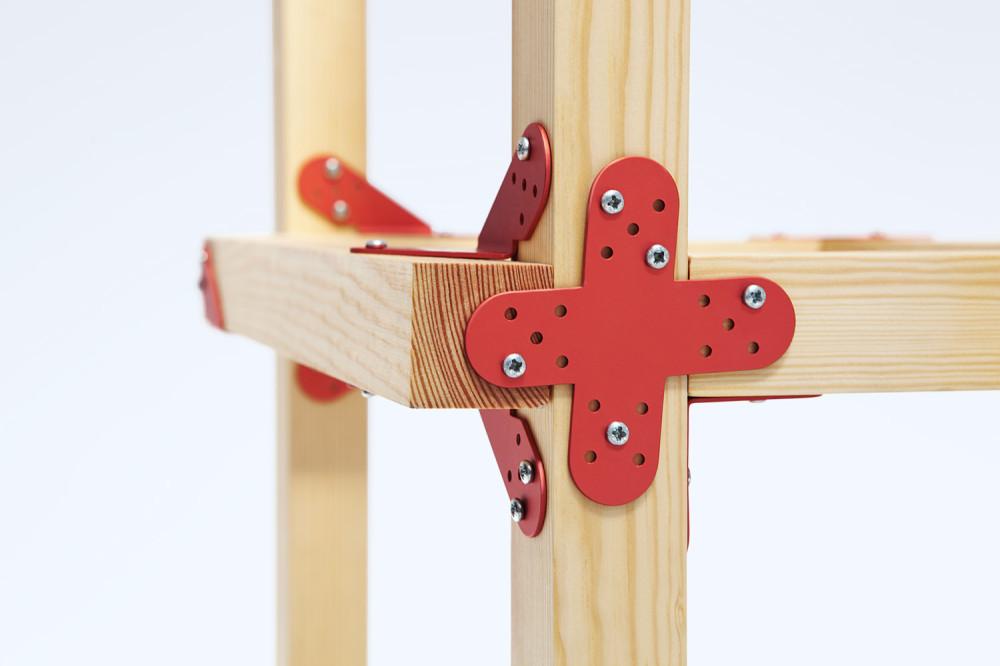 Kątownik jako element dekoracyjny mebla lub konstrukcji DIY!