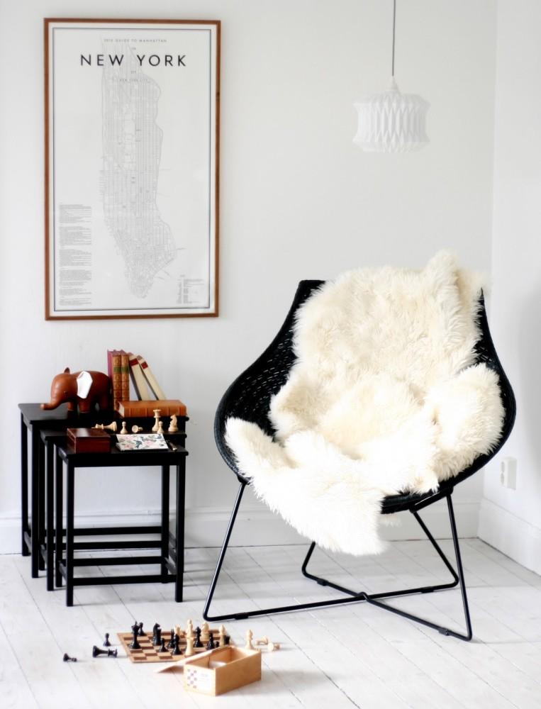 Przytulne wnętrza w skandynawskim stylu - robią wielką furorę!