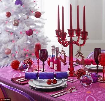 Świąteczny stół - pomysły na dekoracje