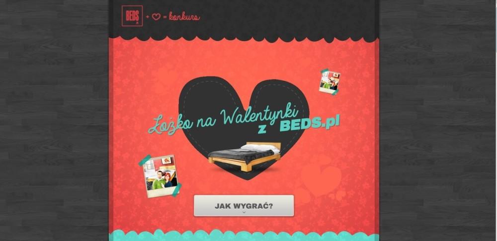 KONKURS - wygraj łóżko z BEDS.pl