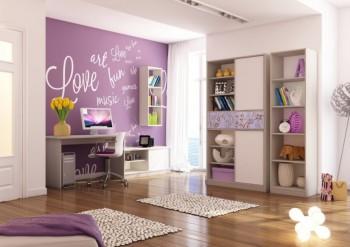 Ściana jak malowana
